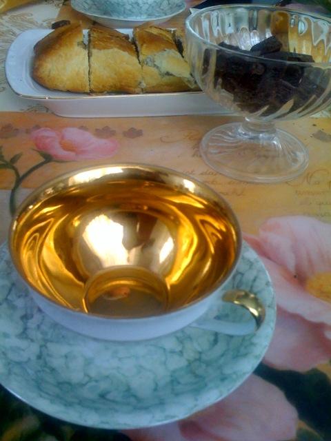 Proper Russian tea cup